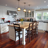 Marblehead: Kitchen of 83 Naugus Ave Marblehead. David Le/Marblehead Home & Style Magazine