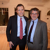 State Senator Barry Finegold, left, of Andover and Robert Trestan, New England Regional Director of the Anti-Defamation League, attend a special event Sept. 11 organized by the ADL of New England to thank North Shore donors for their commitment to the organization. Salem Police Chief Paul Tucker spoke at the event, which was held at the home of Alexander and Nora Falk. Tucker discussed his recent Law Enforcement Mission to Israel with ADL, how it helped connect him with other local law enforcers, and how they are now helping him keep Salem safe for the Haunted Happenings season.