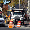 Marblehead: Ongoing construction along the downtown streets of Marblehead this fall has re-routed traffic and had an impact on local businesses. David Le/Marblehead Home & Style Magazine