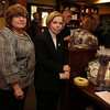 Judy Zolla, of Revere, and Linda McElwaney, of Saugus at Museum Night at The Landing Restaurant in Marblehead on Tuesday evening. David Le/Salem News