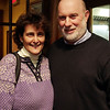 Joan and Bernie Goloboy at Museum Night at The Landing in Marblehead on Tuesday evening. David Le/Salem News