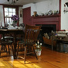 Marblehead:<br /> The dining room at Judy Anderson's home at 31 Orne Street in Marblehead.<br /> <br /> Photo by Ken Yuszkus/Salem News, Wednesday,  February 22, 2012.