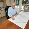 Marblehead: Robert Zarelli of RZA Robert Zarelli Architect at his office in Marblehead.