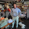Wayne George is the owner of F.L. Woods in Marblehead and creator of Marblehead Greens.