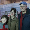 Marblehead: The Merullo family of Marblehead poses, at the 2009 Marblehead Home and Garden Show at the Marblehead Community Center. From left, Tyler, 10, Lynda, and Ed Merullo. Photo by Matthew Viglianti/Staff Photographer March 22, 2009.