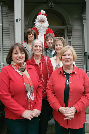 Marblehead Chamber of Commerce committee members.