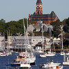 Marblehead Harbor. Cover image for Summer 2008 issue of Marblehead Home and Style magazine (debut issue).