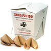 Kung Fu Fido fortune cookies for dogs. Mhead Pet Supply