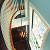 Marblehead:<br /> Diane Reich's recently-renovated condo in the old Post Office building.<br /> Photo by Ken Yuszkus/Salem News, September 24, 2008.