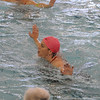 Marblehead:<br /> Cheryl Verrette shouts instructions during the water aerobics class instructed by Cheryl Verrette at the Marblehead YMCA on Thursday morning. Linda Elsaesser is in the background.<br /> Photo by Ken Yuszkus/Salem News, Thursday,  October 28, 2010.