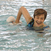 Marblehead:<br /> Joan Shaffer uses the barbell floats during the water aerobics class instructed by Cheryl Verrette at the Marblehead YMCA on Thursday morning.<br /> Photo by Ken Yuszkus/Salem News, Thursday,  October 28, 2010.