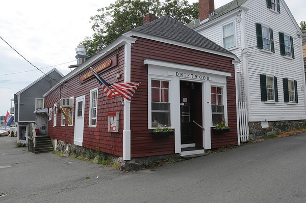 Marblehead:<br /> The Driftwood restaurant at 63 Front Street.<br /> Photo by Ken Yuszkus/Salem News, Friday August 6, 2010.