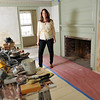 Marblehead: Katy Elliott is in the process of restoring a 260-year-old home in Marblehead.