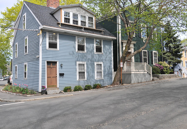 Marblehead: A 260-year-old home in Marblehead.