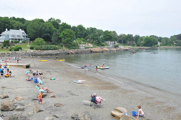 Marblehead:   Grace Oliver Beach. photo by Mark Teiwes