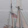 The Lynx is a re-creation of a Baltimore clipper that served in the War of 1812.