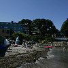 Marblehead: Gas House Beach on Gas House Lane off Orne Street in Marblehead. Photo by Mary Catherine Adams