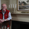 Marblehead:<br /> Gene Arnould, owner of the Brimblecomb Hill B&B.<br /> Photo by Ken Yuszkus/Salem News, Tuesday, May 18, 2010.