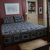 Marblehead:<br /> The Issac Mansfield room at Brimblecomb Hill B&B.<br /> Photo by Ken Yuszkus/Salem News, Tuesday, May 18, 2010.