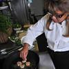 Kitsen Table Cafe - chef Mita Snow