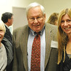 Marblehead: Out and About: Boston Ballet's Marblehead Studio celebrates its 2nd Anniversary on the North Shore, pictured from left, Carole Dioguardi of Marblehead, Howard Rich of Marblehead, and Debra Lakind of Swampscott.