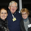 Marblehead: Out and About: Boston Ballet's Marblehead Studio celebrates its 2nd Anniversary on the North Shore, pictured from left, Denise Johnson of Marblehead, John A. Shane of Hamilton, Boston Ballet School Trustee Emeritus, and Lynn Jachney of Swampscott.