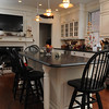 Marblehead:<br /> The kitchen of the house at 147 Washington Street which was built in the mid-18th century. <br /> Photo by Ken Yuszkus/Salem News, Thursday, October 27, 2011.
