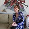 KEN YUSZKUS/Staff photo.    Alicia Cohen is an animal portrait artist.     01/25/16.
