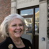 MARBLEHEAD:<br /> Marblehead Savings Bank President Julie Livingston.<br /> Photo by Ken Yuszkus/The Salem News, Thursday, January 3, 2013.