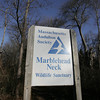 MARBLEHEAD:<br /> The Massachusetts Audubon Society Marblehead Neck Wildlife Sanctuary.<br /> Photo by Ken Yuszkus/The Salem News, Thursday, December 13, 2012.