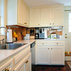 Ken Yuszkus/Staff photo: Marblehead:  The kitchen at 13 Walldron Court in Marblehead.