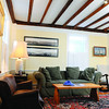 Ken Yuszkus/Staff photo: Marblehead:  The living room at 13 Walldron Court in Marblehead.