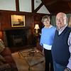 KEN YUSZKUS/Staff photo.  Marie and Peter Butler in their living room.     02/13/15