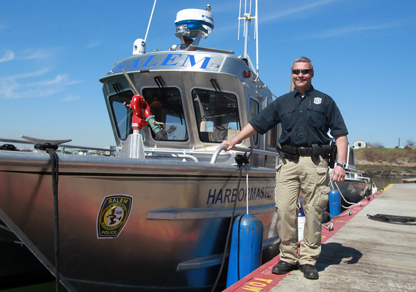 Salem: Current Salem Harbormaster Bill McHugh is a lifelong Marblehead resident. David Le/Marblehead Home and Style Magazine