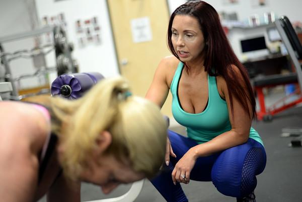 Body Building with Dawn Bonfanti