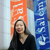 PAUL BILODEAU/Staff photo. Salem State University Bertolon School of Business chairperson Miranda Lam.
