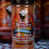 PAUL BILODEAU/Staff photo. Buddy Boy BBQ Dry Rub, which sells for $4 during the Peabody's Farmers' Market, which is held at City Hall on Tuesday from 1-6:30pm.