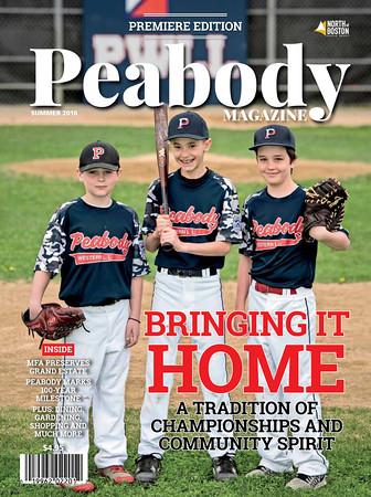 Peabody Premiere Edition 2016