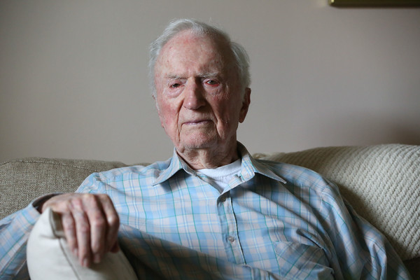 98-year-old Peabody veteran recalls Pearl Harbor