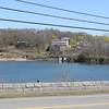 KEN YUSZKUS/Staff photo.    The view of the water looking from the front of the home of Henry and Diane O'Donnell's  home on Lafayette Street in Salem.      04/27/16
