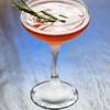 KEN YUSZKUS/Staff photo.      Opus bartender Ramona Shah made this Wingstroke cocktail.      05/05/16