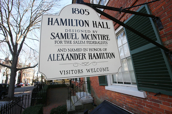 Hamilton Hall has a new website and marketing plan.