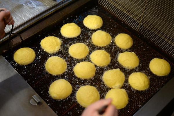 Paczki making