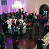 """HADLEY GREEN/ Staff photo<br /> <br /> Guests sampled food and drink from local restaurants and stores at the """"Salem So Sweet"""" chocolate and wine tasting on Friday, February 10th, 2017 at Rockafellas in Salem."""