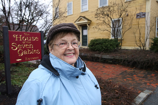Long-time Polish resident, Phyllis Luzinski, speaks about the Polish neighborhood on Derby Street