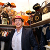 Pieces from Jimmy Raye's collection of vintage fashion items will appear in new show at Peabody Essex Museum