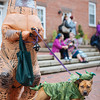 Jared Charney / Photo Suki at the Second Annual Howl-o-ween Pet Parade on Derby Square in Salem, October 2, 2016.