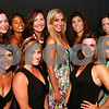 Andover:  Meet the ANDOVERS Magazine Hottest Bachelorette Contest Finalists, front row,<br /> from left, Vanessa Chirichello of North Andover, Nanci Charney of Andover, Deborah Pearson of Andover,<br /> and Bethany Boggiatto of Andover.  Rear row, from left, Meredith Hunt of North Andover, Lauren Hajjar<br /> of Andover, Jeannie Asoian of Andover, Brianne Barrett of North Andover, Kristina Demaso of Andover<br /> and Gabriella Kiraly of North Andover,<br /> at the ANDOVERS Magazine Hottest Bachelorette Contest Party, Friday, at Serene Restaurant, Andover.<br /> 7-31-09                 Photo by Frank J. Leone, Jr.