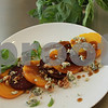 Roasted Beets with Toasted Walnuts.<br /> <br /> JAN SEEGER/Staff photo.