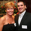 City Desk, Andover:  Co-hosts for the event, Jeannine and Carmen Scarpa of Andover,<br /> at the Boys and Girls Club of Lawrence Appreciation Reception, Thursday, in honor of past and present supporters <br /> of the annual golf tournament fundraiser, in its 30th anniversary year, at the Scarpa Home, Andover.<br /> 2-12-09                          Photo by Frank J. Leone, Jr.